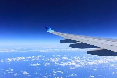 viaggiare in aereo